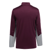View Extra Image 1 of 2 of Russell Athletic Hybrid 1/2-Zip Pullover - Men's