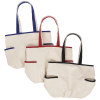 View Extra Image 1 of 1 of In Tow 10 oz. Cotton Tote