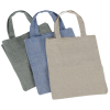 View Extra Image 1 of 1 of Recycled 5 oz. Cotton Shopping Tote