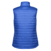 View Extra Image 1 of 4 of Crossland Packable Puffer Vest - Ladies' - 24 hr