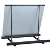 View Extra Image 2 of 4 of Outdoor A-Frame Retractor Banner - 4'