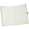 View Extra Image 3 of 3 of Solstice Notebook - Debossed