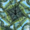 "View Extra Image 4 of 4 of Auto Open Palm Print Umbrella - 46"" Arc"
