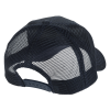 View Extra Image 1 of 1 of Mesh Overlay Trucker Cap