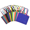 """View Extra Image 1 of 1 of Spree Shopping Tote - 16"""" x 20"""" - Full Color"""