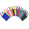 """View Extra Image 1 of 1 of Spree Shopping Tote - 10"""" x 8"""" - Full Color"""