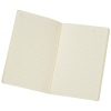 View Image 2 of 4 of Recycled Bonded Leather Notebook