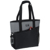 View Extra Image 1 of 3 of Igloo Stowe Cooler Tote - Embroidered