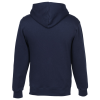 View Extra Image 1 of 2 of Lightweight 7 oz. Fleece Full-Zip Hoodie - Embroidered