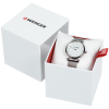 View Extra Image 2 of 2 of Wenger Stainless Steel Mesh Watch - Ladies'
