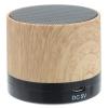 View Image 2 of 5 of Allegro Wood Grain Bluetooth Speaker