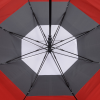 """View Extra Image 1 of 2 of Double Vented Auto Open Golf Umbrella - 60"""" Arc"""