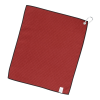 View Extra Image 1 of 2 of Waffle Weave Golf Towel with Carabiner Clip - Screen - 24 hr