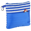 View Image 3 of 7 of Portable Beach Blanket and Pillow