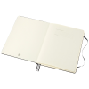 """View Image 3 of 3 of Moleskine Pro Hard Cover Project Planner - 10"""" x 7-1/2"""" - Debossed - 24 hr"""