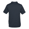 View Extra Image 1 of 2 of Micro Striped Performance Polo - Men's