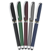 View Extra Image 3 of 3 of Avendale Soft Touch Stylus Metal Gel Pen - 24 hr