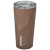 View Extra Image 1 of 2 of Corkcicle Vacuum Tumbler - 16 oz. - Wood