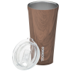 View Extra Image 2 of 2 of Corkcicle Vacuum Tumbler - 16 oz. - Wood