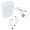 View Image 6 of 8 of Bawl True Wireless Auto Pair Ear Buds - 24 hr