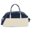 View Extra Image 2 of 2 of Nantucket Cotton Weekender Bag - Embroidered