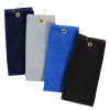 View Image 2 of 3 of Midweight TriFold Golf Towel - Colors