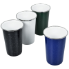 View Extra Image 1 of 1 of Speckled Enamel Pint Cup - 17 oz.