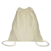 View Extra Image 1 of 1 of Cotton Mesh Drawstring Sportpack