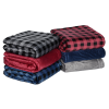 View Image 3 of 3 of Micro Mink Sherpa Blanket