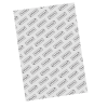 View Extra Image 1 of 1 of TaskRight 6 inches x 4 inches Notepad - 50 Sheet