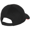 View Extra Image 2 of 3 of Heavyweight Cotton Twill Cap with Face Mask Buttons
