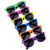 View Image 3 of 3 of Neon Retro Sunglasses