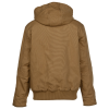 View Extra Image 2 of 2 of Carhartt Washed Duck Active Jacket - Men's