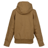 View Extra Image 1 of 2 of Carhartt Washed Duck Active Jacket - Ladies'
