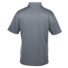 View Image 2 of 3 of Heathered Silk Touch Performance Polo - Men's
