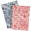 View Extra Image 1 of 1 of English Paisley Bandana - 22 inches x 22 inches