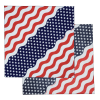 View Extra Image 6 of 8 of Patriotic Bandana - 22 inches x 22 inches