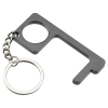View Image 2 of 6 of No Contact Keychain with Pouch