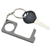 View Image 3 of 6 of No Contact Keychain with Pouch