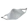 View Extra Image 3 of 5 of Comfy 2-Ply Face Mask with Lanyard - Youth