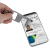 View Extra Image 2 of 3 of Tag Along Touchless Door Opener with Carabiner - 24 hr
