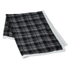 View Image 2 of 3 of Flannel Sherpa Blanket