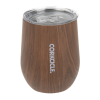 View Extra Image 2 of 2 of Corkcicle Stemless Wine Cup - 12 oz. - Wood