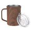View Extra Image 1 of 2 of Corkcicle Coffee Mug - 16 oz. - Wood