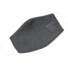 View Extra Image 1 of 4 of Brushed Cotton Twill Face Mask - Full Color
