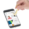View Extra Image 3 of 4 of Touchless Bottle Opener with Stylus Keychain - 24 hr