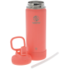 View Extra Image 1 of 2 of Takeya Actives Vacuum Bottle with Straw Lid - 18 oz.