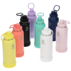 View Extra Image 2 of 2 of Takeya Actives Vacuum Bottle with Spout Lid - 32 oz.