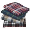 View Image 3 of 3 of Aberdeen Fleece Blanket - Screen