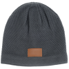 View Extra Image 1 of 3 of Classic Textured Knit Beanie